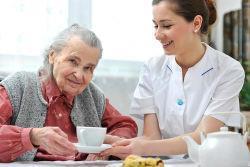 Интернат для престарелых в донецке