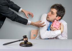 Взыскание долгов по кредиту банком