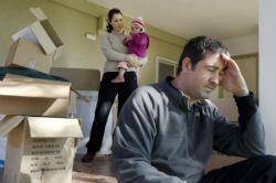 Как выселить бывшего мужа из квартиры