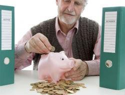 Выплата накопительной части пенсии пенсионерам