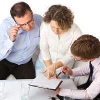 Распределение долгов между супругами