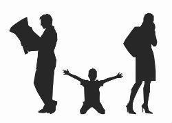 Как правильно подать на развод, если есть ребенок