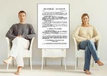 как составить брачный договор в браке