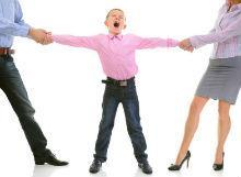 Развод с кем останется ребенок