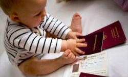 Как получить гражданство РФ новорожденному ребенку
