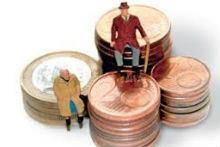Удержания из пенсии