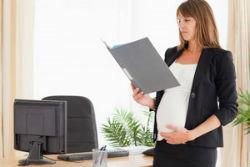 Увольнение женщины в декрете