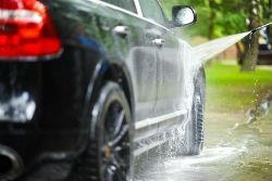 Где нельзя мыть машину по закону
