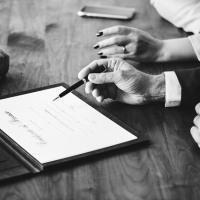 Правила заключения и изменения договора