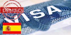Отказали в визе в Испанию: что делать