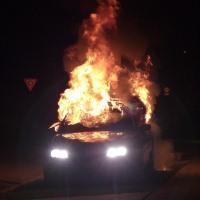 Какое наказание за поджог автомобиля