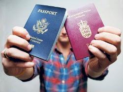 Уведомление о втором гражданстве бланк скачать фмс
