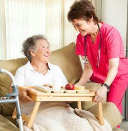 Как попасть в интернат для престарелых за пенсию