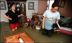 Акт о затоплении квартиры соседями сверху