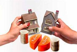 раздел недвижимости и имущества после развода