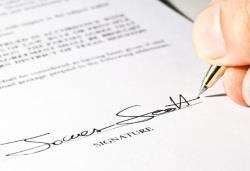 Как продлить кредит: подписание нового соглашения
