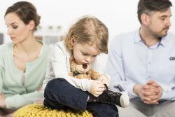 Развод при наличии несовершеннолетних детей 2017