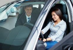 Как проводят тест драйв автомобиля в автосалонах москвы