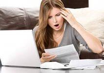 Шаблон заяления об отмене штрафов и пеней в банк образец