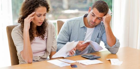 Взыскание долга с жены должника