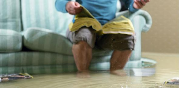 Затопление квартиры соседей в отсутствие собственника затопившей квартиры Как быть