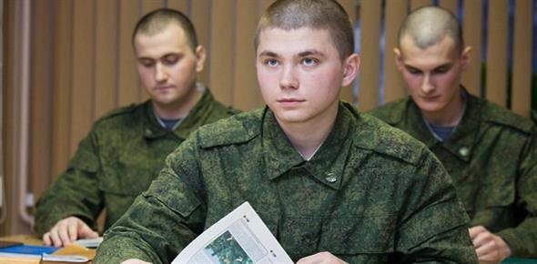 Служба в армии после института