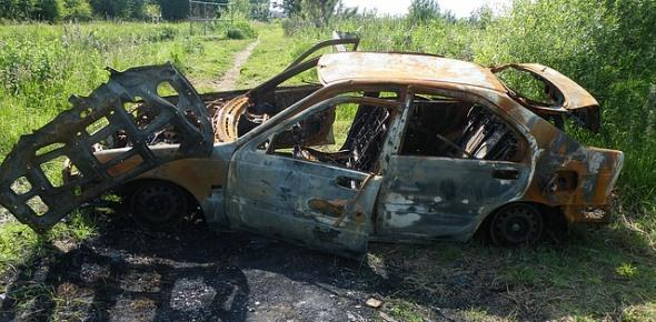 Что будет за поджог машины?! какая статья за поджог машины?!?!или штраф?!?!