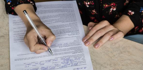 Как написать расписку за продажу квартиры