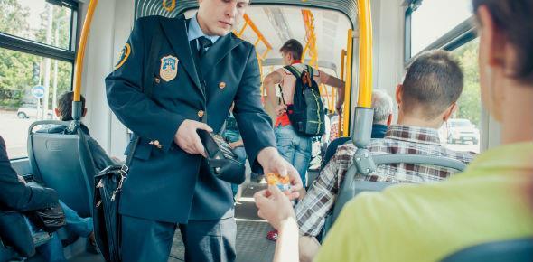 Штраф за безбилетный проезд в автобусе в 2020 году