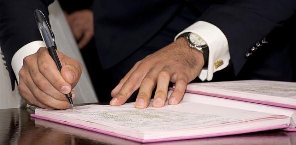 Как заключить брачный договор до вступления в брак