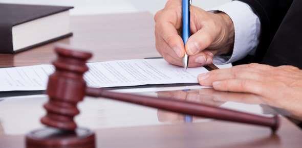 Как правильно написать судебный иск