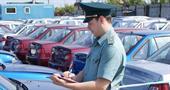 Украли номера с машины: что делать